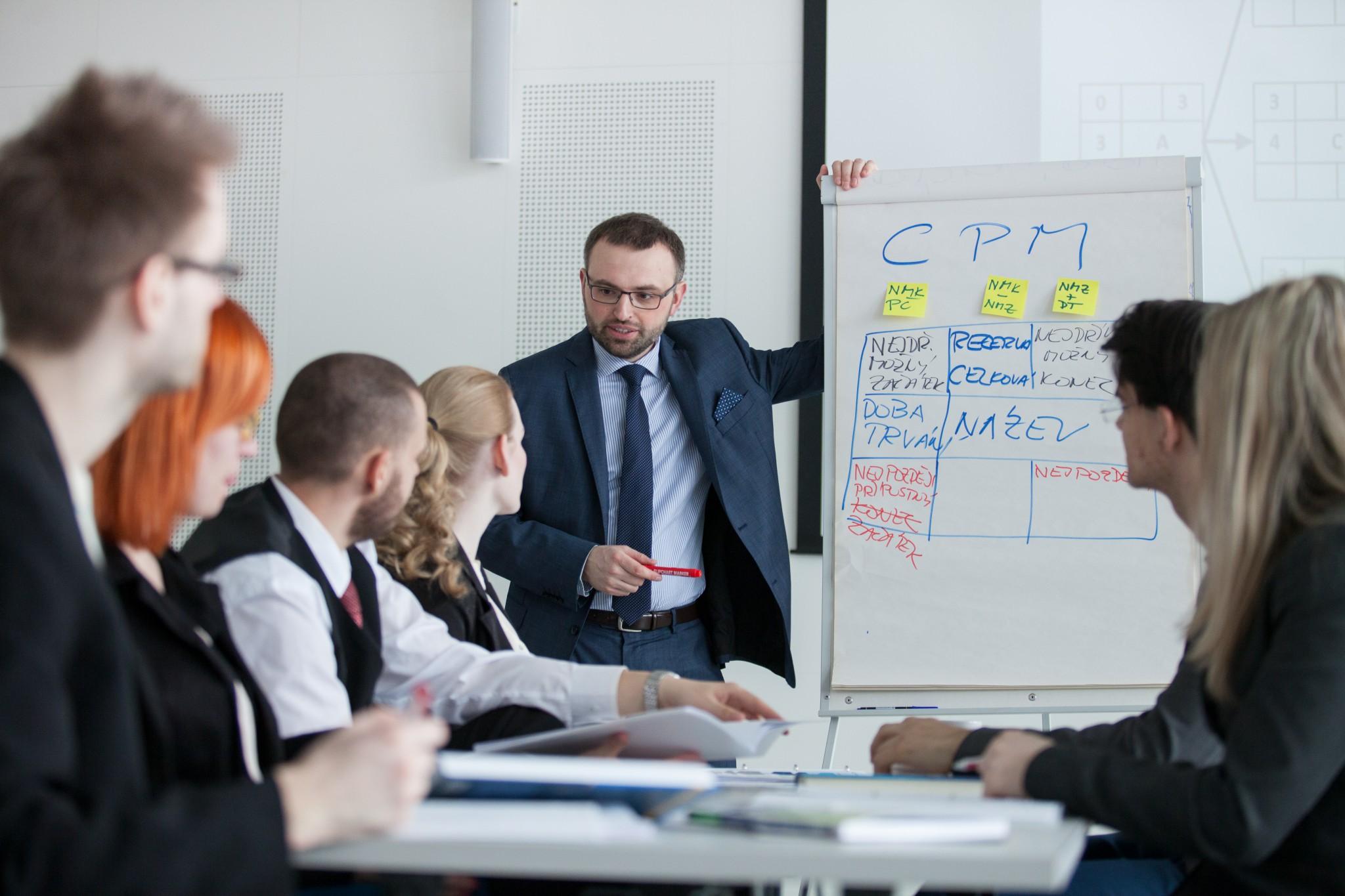 Komplexní příprava k certifikaci IPMA