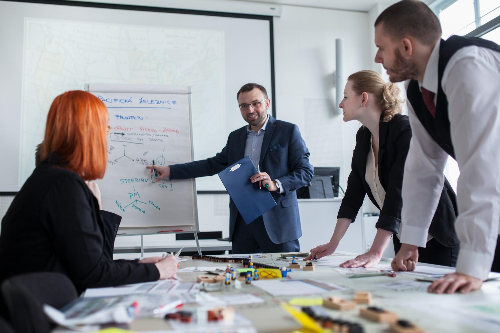 Jak nastavit systém řízení projektů