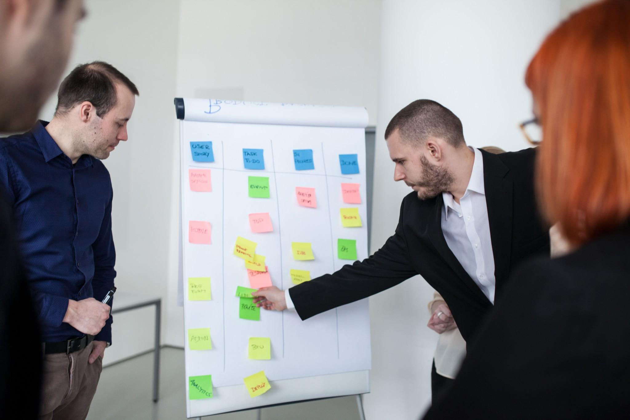 Agilní projektové řízení