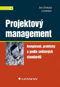 Kniha Projekvý management obsahuje i pojem riziko projektu