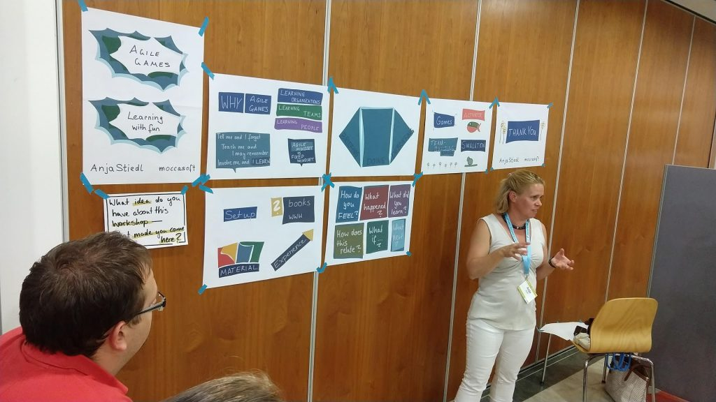 workshop na agilePrague 2018