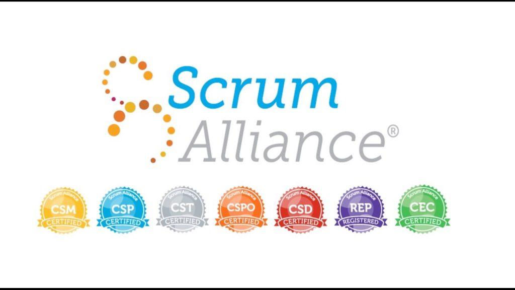 Certifikace Scrum Alliance