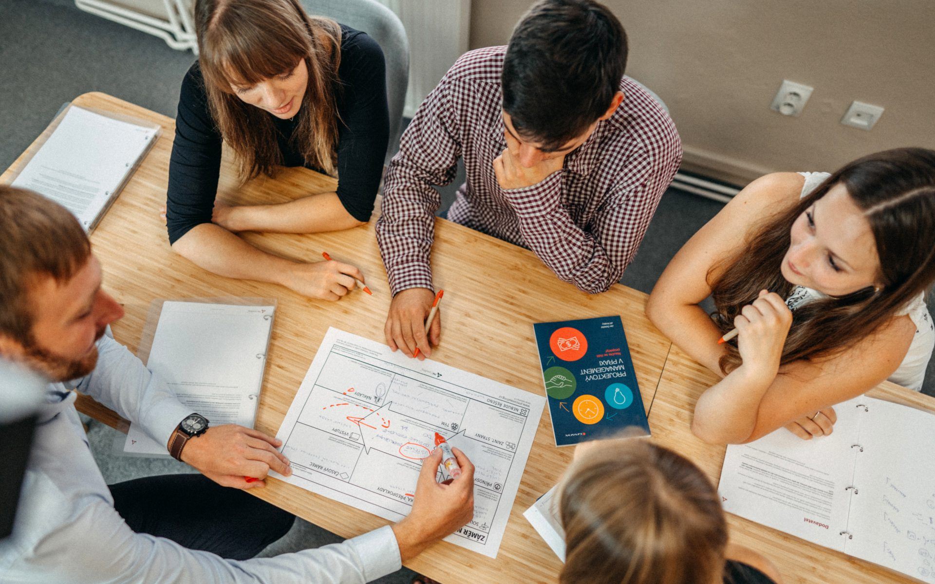 PMI-PMP certification preparatory course